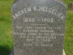 Andrew K Helgelien