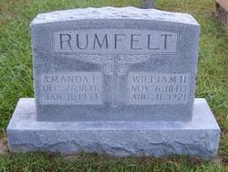 Amanda Paralee Mandie <i>Tubbs</i> Rumfelt