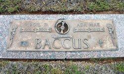 Ada Mae <i>Daugherty</i> Baccus