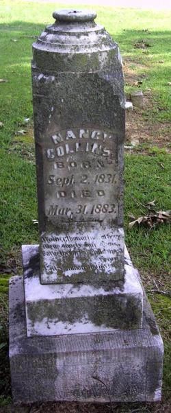 Nancy <i>White</i> Collins