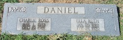 Ella Ruth <i>Carpenter</i> Daniel