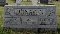 John William Donaven