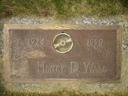 Henry Dennis Wall, Jr
