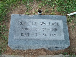 Roy Lee Wallace