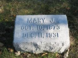Mary Jane Urquhart