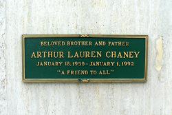 Arthur Lauren Chaney