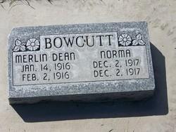 Merlin Dean Bowcutt