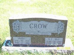 William Thompson Bill Crow
