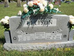 Elzie Ellison