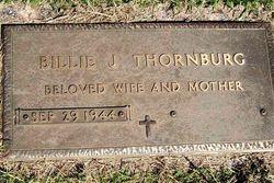 Billie Juanita <i>Smith</i> Thornburg