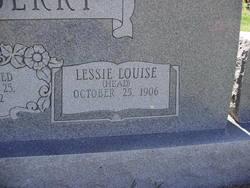 Lessie Louise <i>Head</i> Castleberry