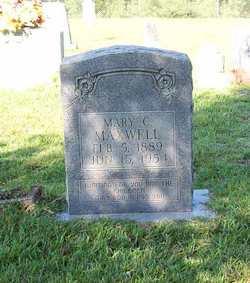 Mary Catherine <i>McInnis</i> Maxwell