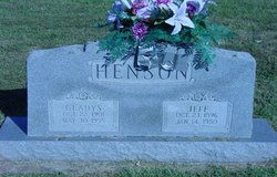 Gladys <i>Taylor</i> Henson
