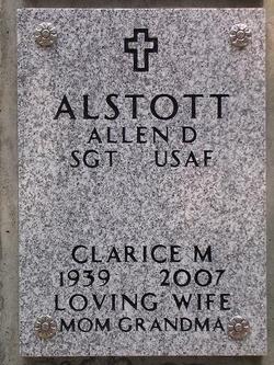 Clarice M. <i>King</i> Alstott