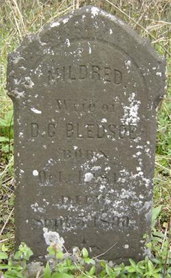 Mildred Ann <i>Williams</i> Bledsoe
