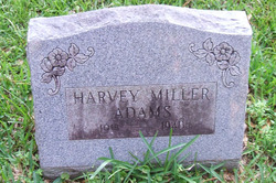 Harvey Miller Adams
