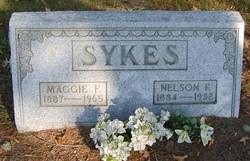 Maggie Missouri <i>Fitzhugh</i> Sykes