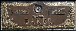 Glenn Ray Baker