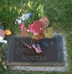 W F Buddy Rogers, Jr