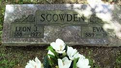 Lucinda Evelyn Eva <i>Wolfe</i> Scowden