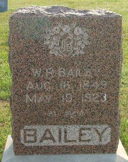 W R Bailey