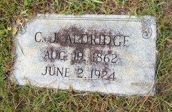Columbus Jasper Aldridge