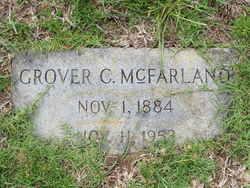 Grover Cleveland McFarland