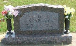 Errett L Blakley