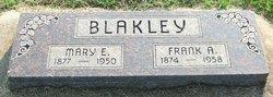 Mary Ellen <i>Baker</i> Blakley