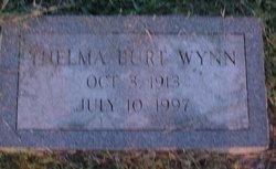 Thelma <i>Burt</i> Wynn
