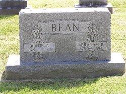 Abraham Register Abe Bean