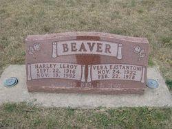 Harley LeRoy Beaver