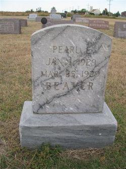 Pearl E. Beaver
