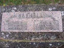 Mildred Priscilla <i>Busch</i> Bethell