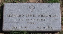 Leonard Lewis Wilson, Jr