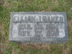 Elijah J. Baker