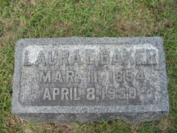 Laura E. <i>Warrington</i> Baker