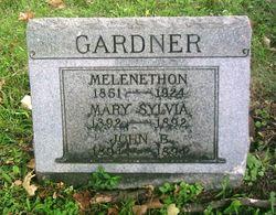 Melenethon Gardner