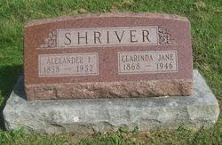 Alexander Francis Shriver