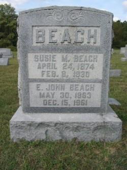 Susie M. Beach