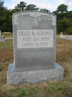 Ollo B. Adkins