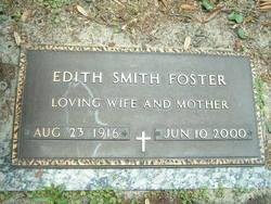 Edith <i>Smith</i> Foster