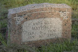 Vada Bell <i>Loden</i> Mayfield