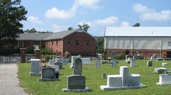 Bethany Baptist Church Cemetery