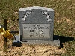 Helen Aquilla <i>Marchman</i> Brooks