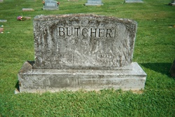 Elizabeth Jane <i>Grubb</i> Butcher