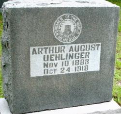 Arthur August Uehlinger