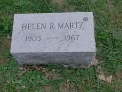 Helen Ruth <i>Bennett</i> Martz