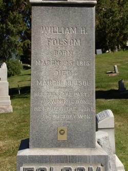 William Harrison Folsom