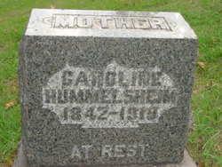 Caroline Barbara <i>Hoenig</i> Hummelsheim